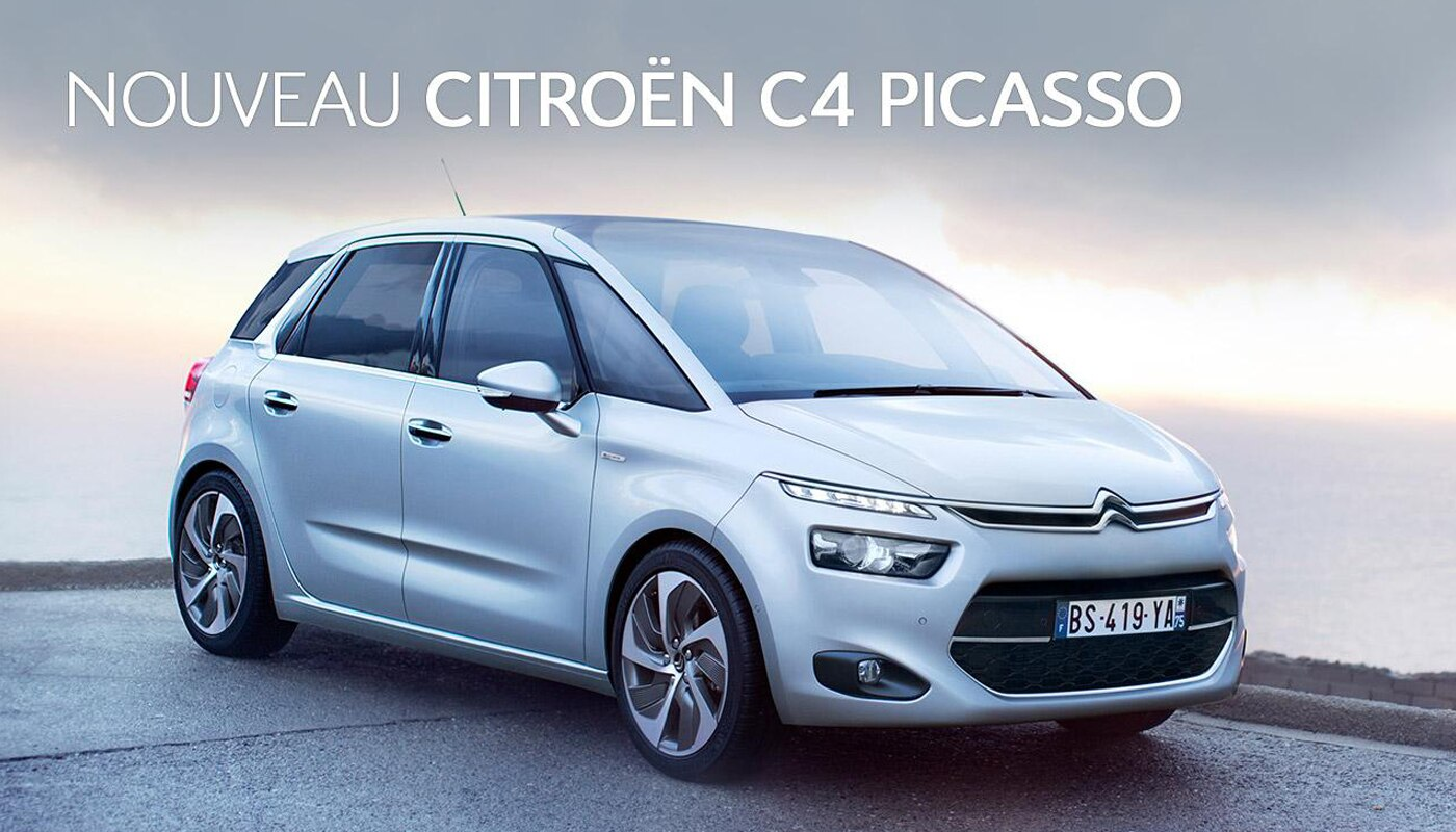 nouveau citro n c4 picasso le technospace citroen tunisie. Black Bedroom Furniture Sets. Home Design Ideas