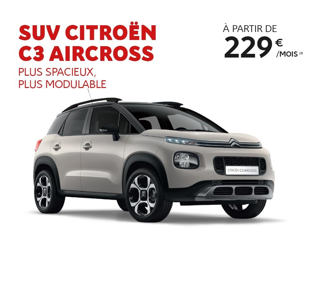 SUV Citroën C3 AIRCROSS