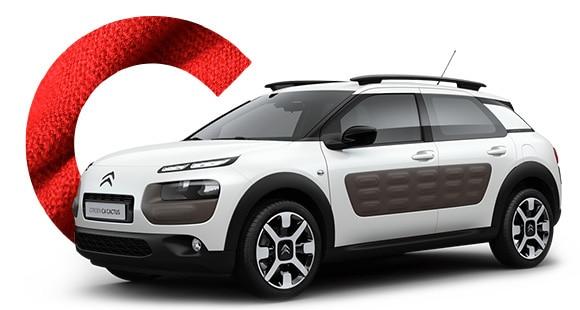 Citroën C4 Cactus La berline compacte